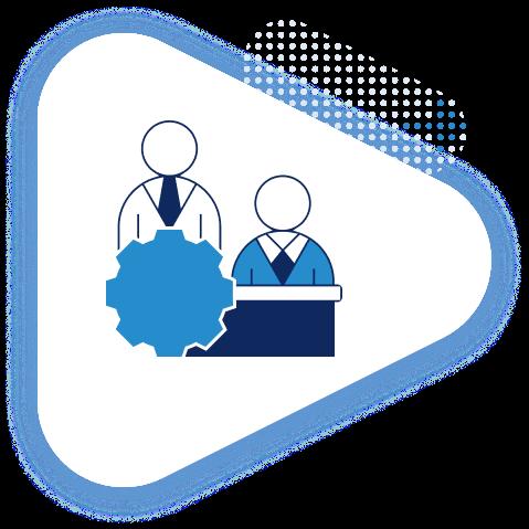 Vendor Management Services Icon